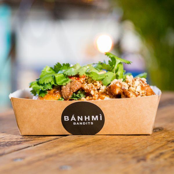 Bandit Salat m/kylling