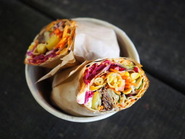 Rulle - Kebab
